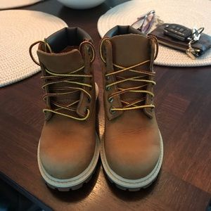Timberland boots for boy